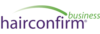 HairConfirm Business Drug Test Logo