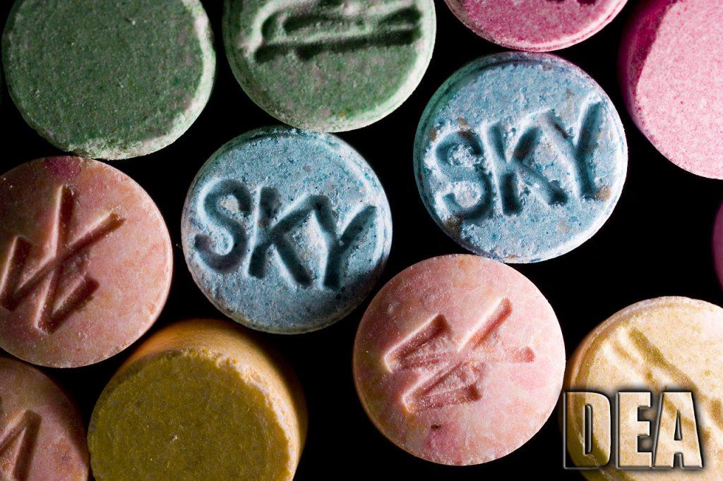 ecstasy molly mdma pills